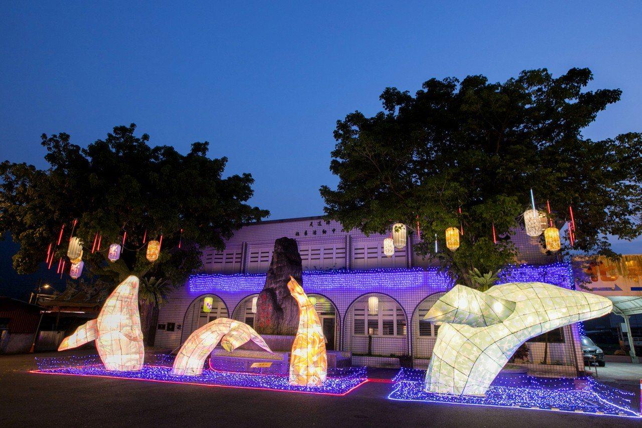 臺灣燈會在屏東絢爛落幕,被譽為史上最美,宜蘭縣三星鄉公所及代表會向屏東縣政府、花...