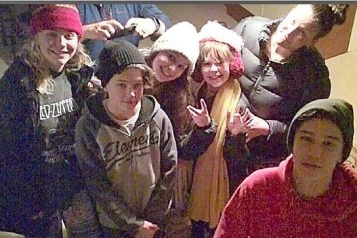紐西蘭夫婦帶著小孩和侄女去歐洲旅行,他們透過Airbnb在愛爾蘭訂房並入住時,發...