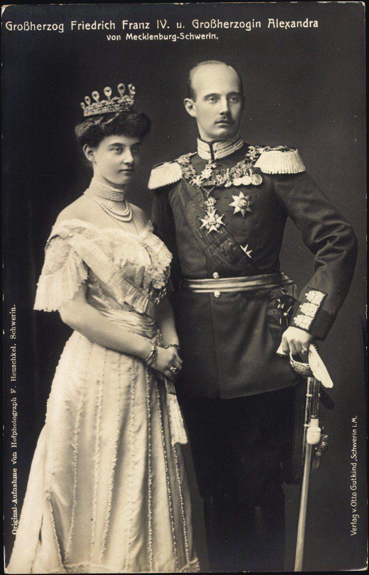Frederick Francis IV, Grand Duke of Meck...