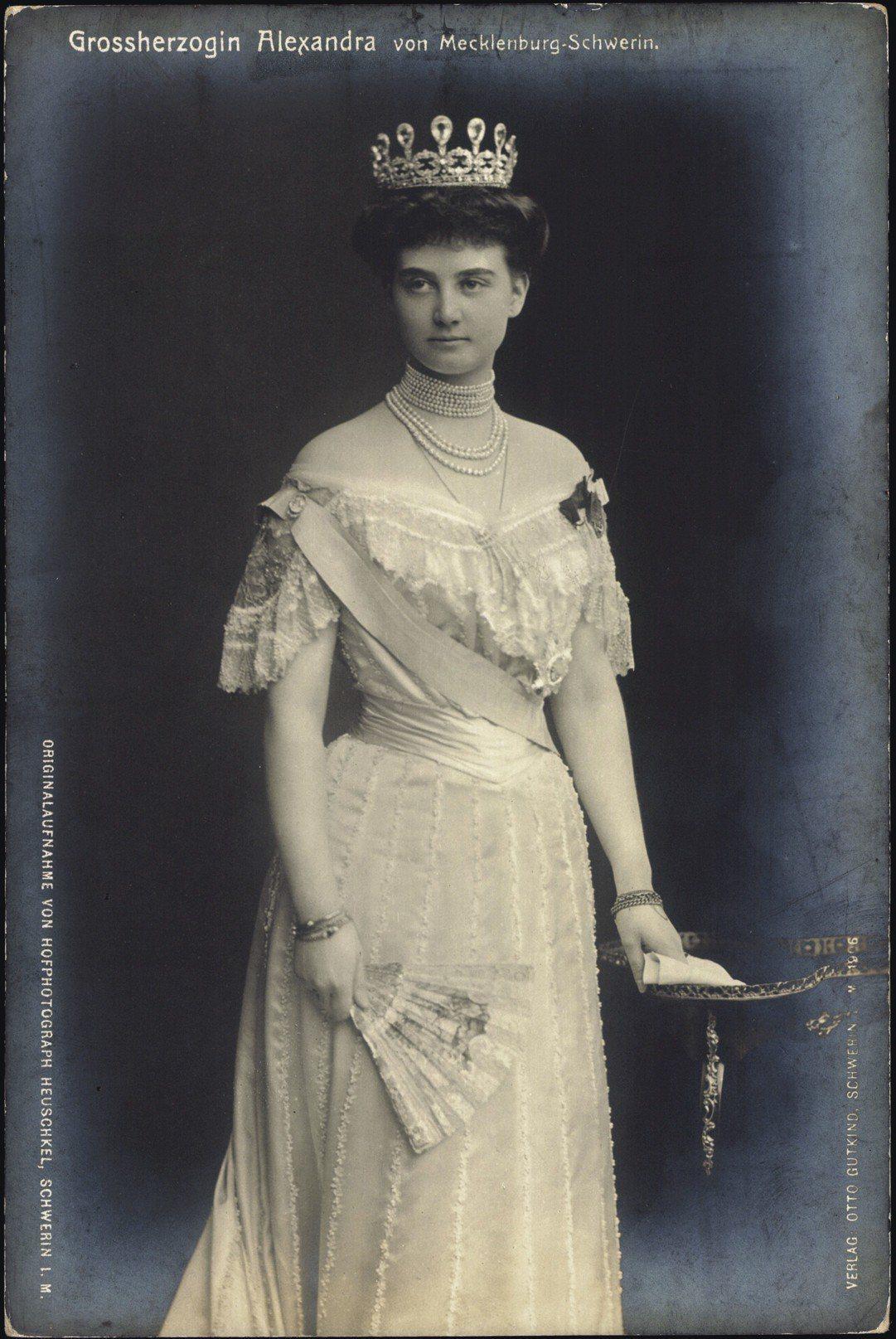 Princess Alexandra of Hanover and Cumber...