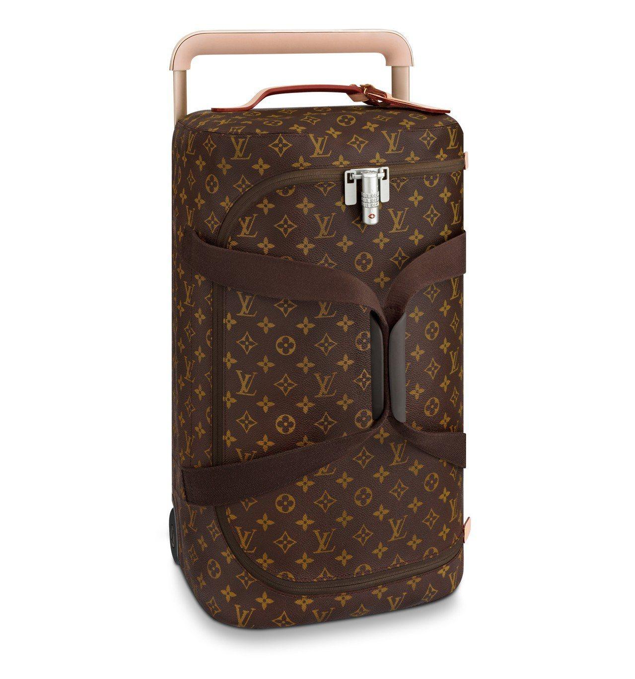 圓筒行李袋(大),售價10萬4,000元。圖/LV提供