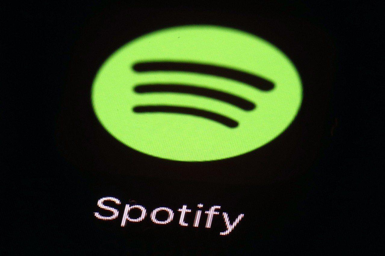 來自瑞典的Spotify仍是全球最大音樂串流服務商。(美聯社)