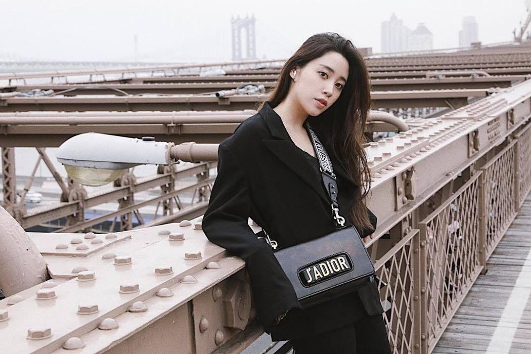 歐陽妮妮首次挑戰電視劇女主角。圖/摘自臉書