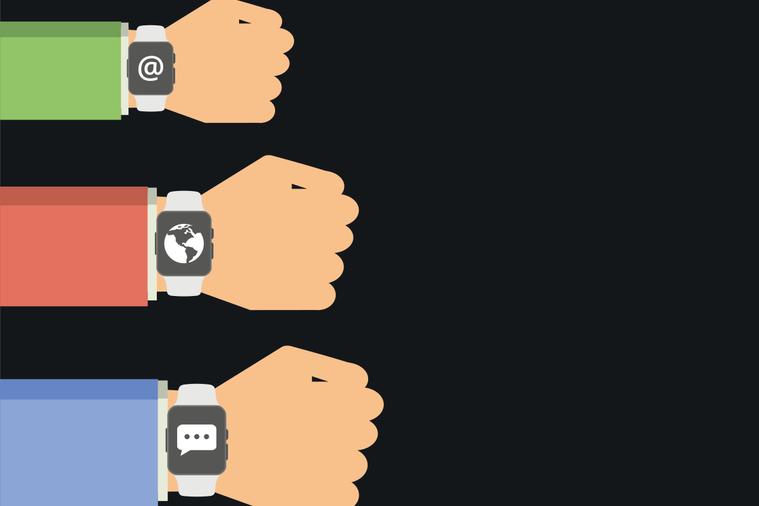 當第一代到第三代的蘋果手錶Apple Watch發現到有心房顫動時,有71%的正...
