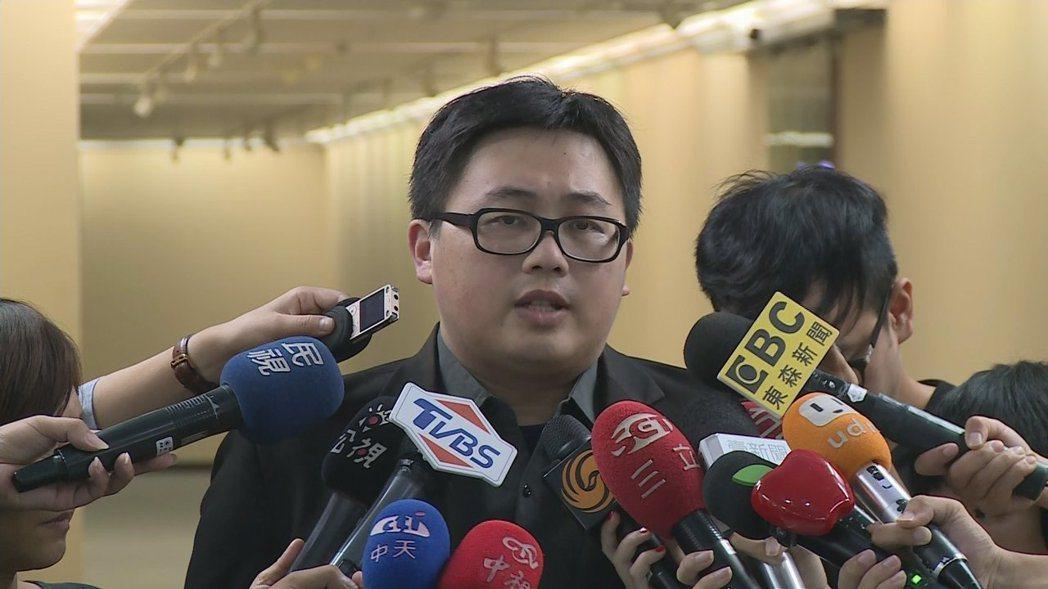 北市府發言人劉奕霆坦言,工作上最大的挑戰就是柯文哲。 圖/聯合報系資料照片