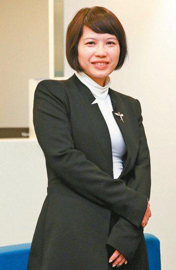 康健人壽客戶價值發展部副總經理陳碧玉 圖/陳碧玉提供