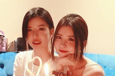 雙胞胎團體BY2出道超過10年,姊妹倆臉部外形不斷「進化」,而最近妹妹Yumi(孫涵)就透露,要分辨她們倆姊妹的方法,關鍵就在身體上的某個特徵。Yumi日前在IG上分享與姊姊Miko的合照,只見兩人...