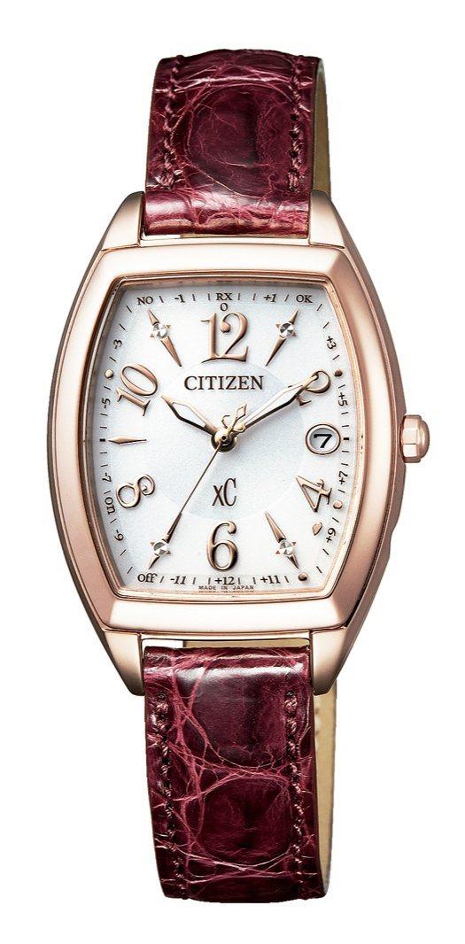 星辰ES9394-56A腕表,不鏽鋼表殼,全台限量100只,約22,800元。圖...