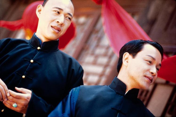 myVideo近期獨家上架張國榮經典作品《霸王別姬》25周年數位修復版。圖/台灣...