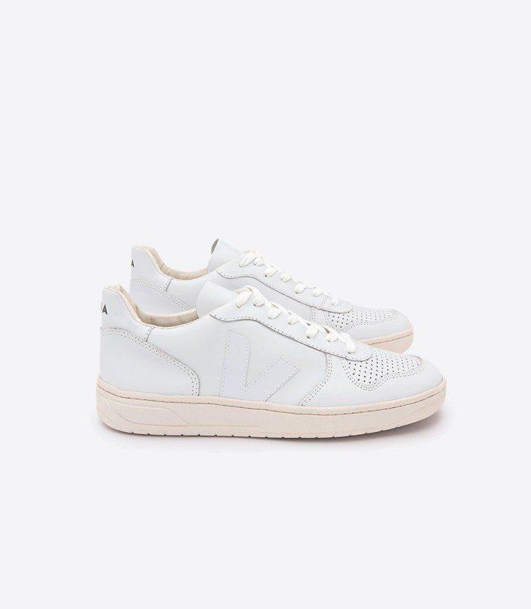 V-10皮革鞋款,5,480元。圖/VEJA提供