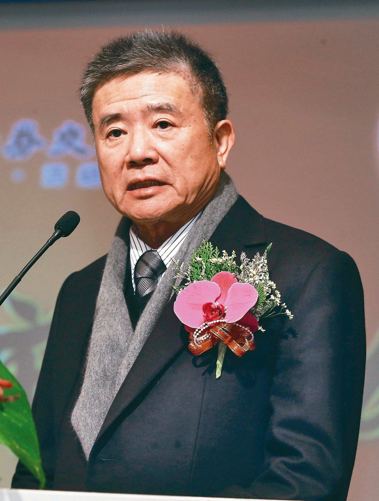 豐興董事長林明儒。 (本報系資料庫)