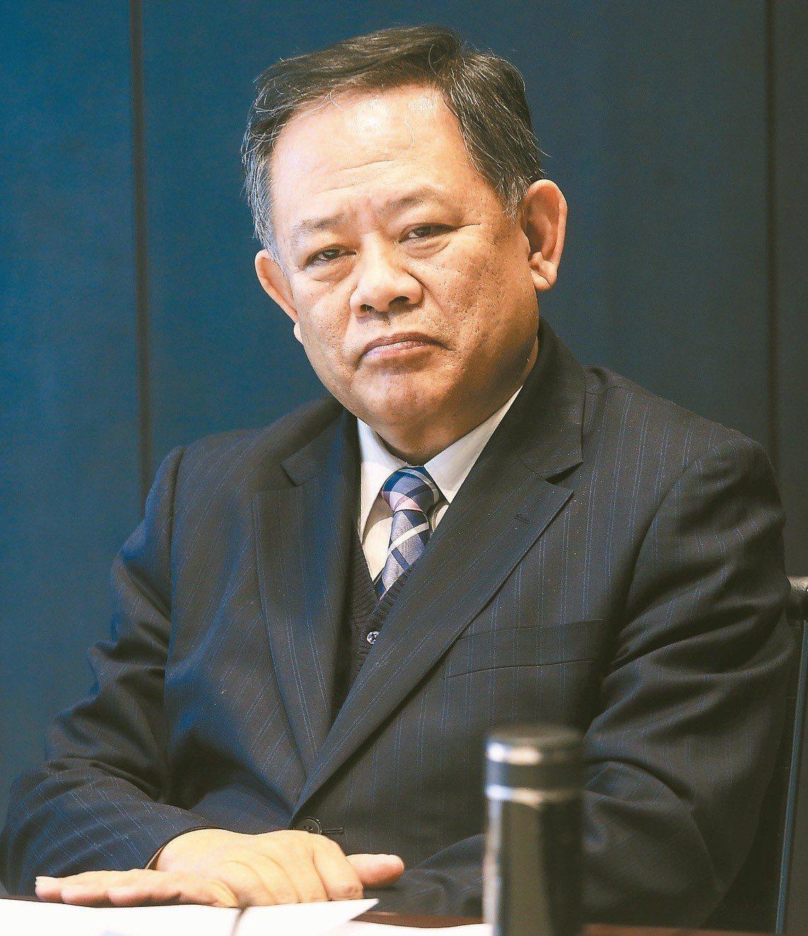 華南金控董事長張雲鵬。圖/聯合報系資料照片