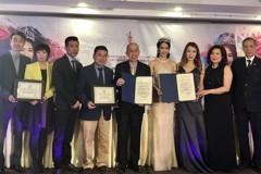 吳雅珠 獲國際中華小姐季軍