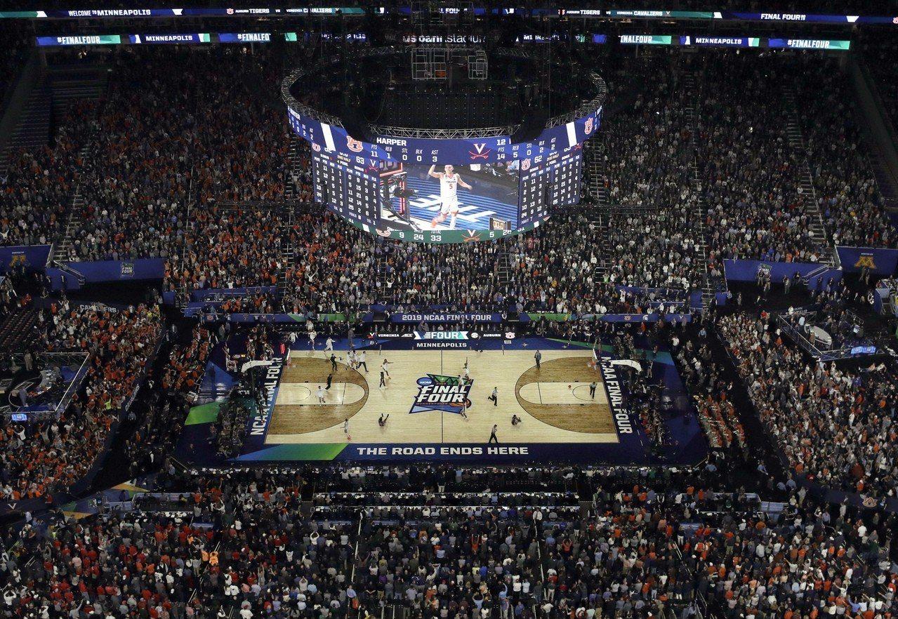 NCAA錦標賽最後冠軍戰由維吉尼亞「騎士隊」和德州理工「紅突擊者隊」出線,這將是...
