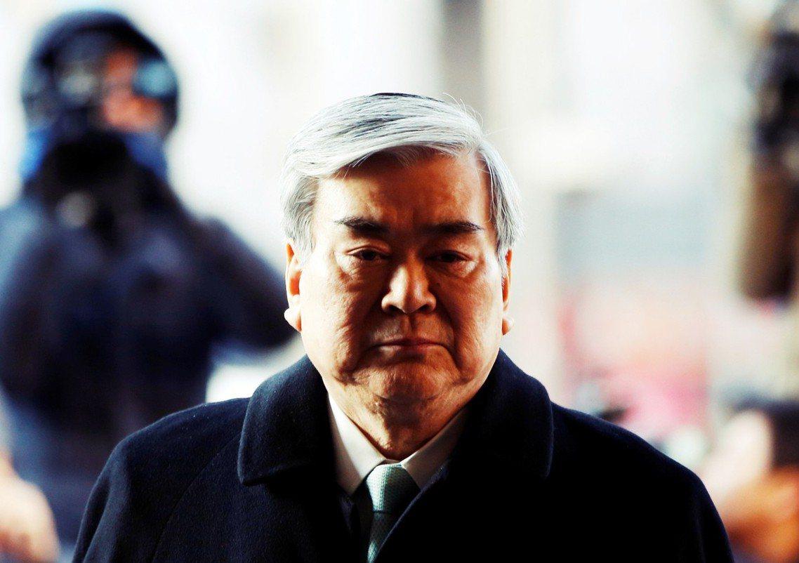 南韓大財閥「韓進集團」會長趙亮鎬,7日於美國洛杉磯病逝,死時70歲。 圖/路透社