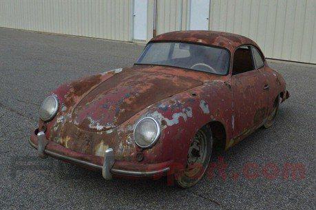 鏽成這樣還敢賣245萬!Porsche就是狂!
