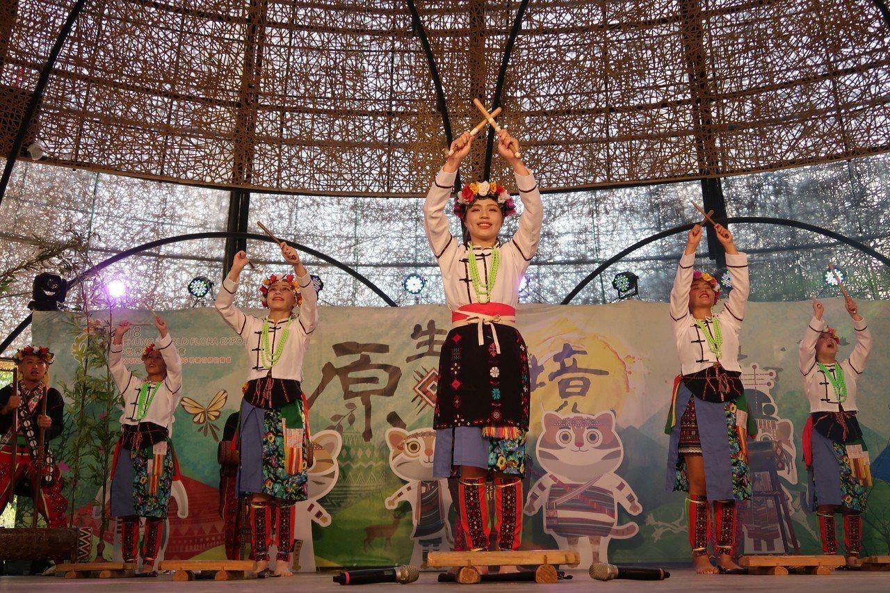 「2019傳藝童樂會」4月13日、14日在高雄物產館廣場登場,帶來多場精彩演出,...