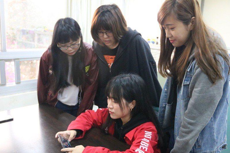 弘光科大將設電競,動漫和遊戲設計的學程課程。記者游振昇/攝影