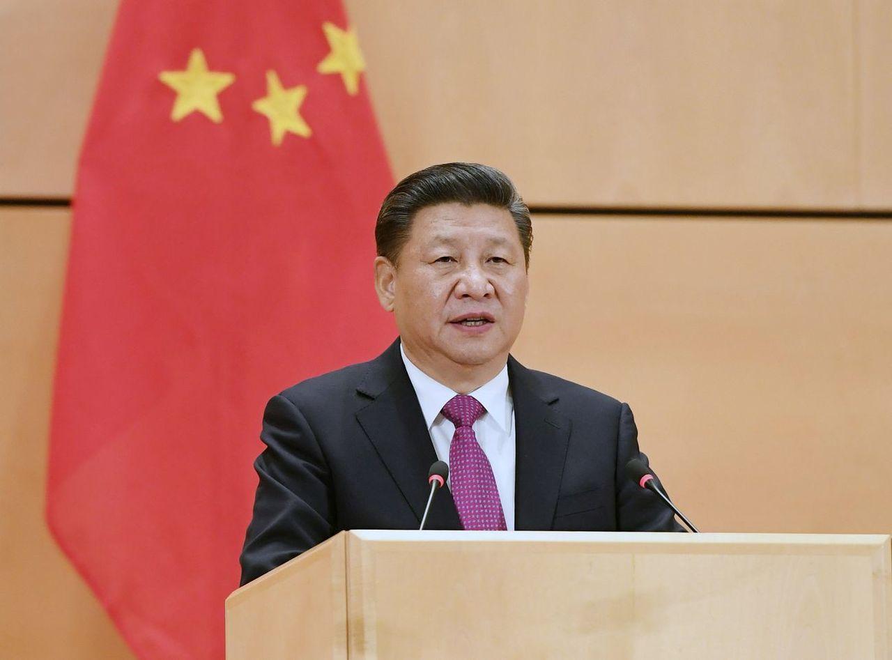 中國國家主席習近平。香港星島日報