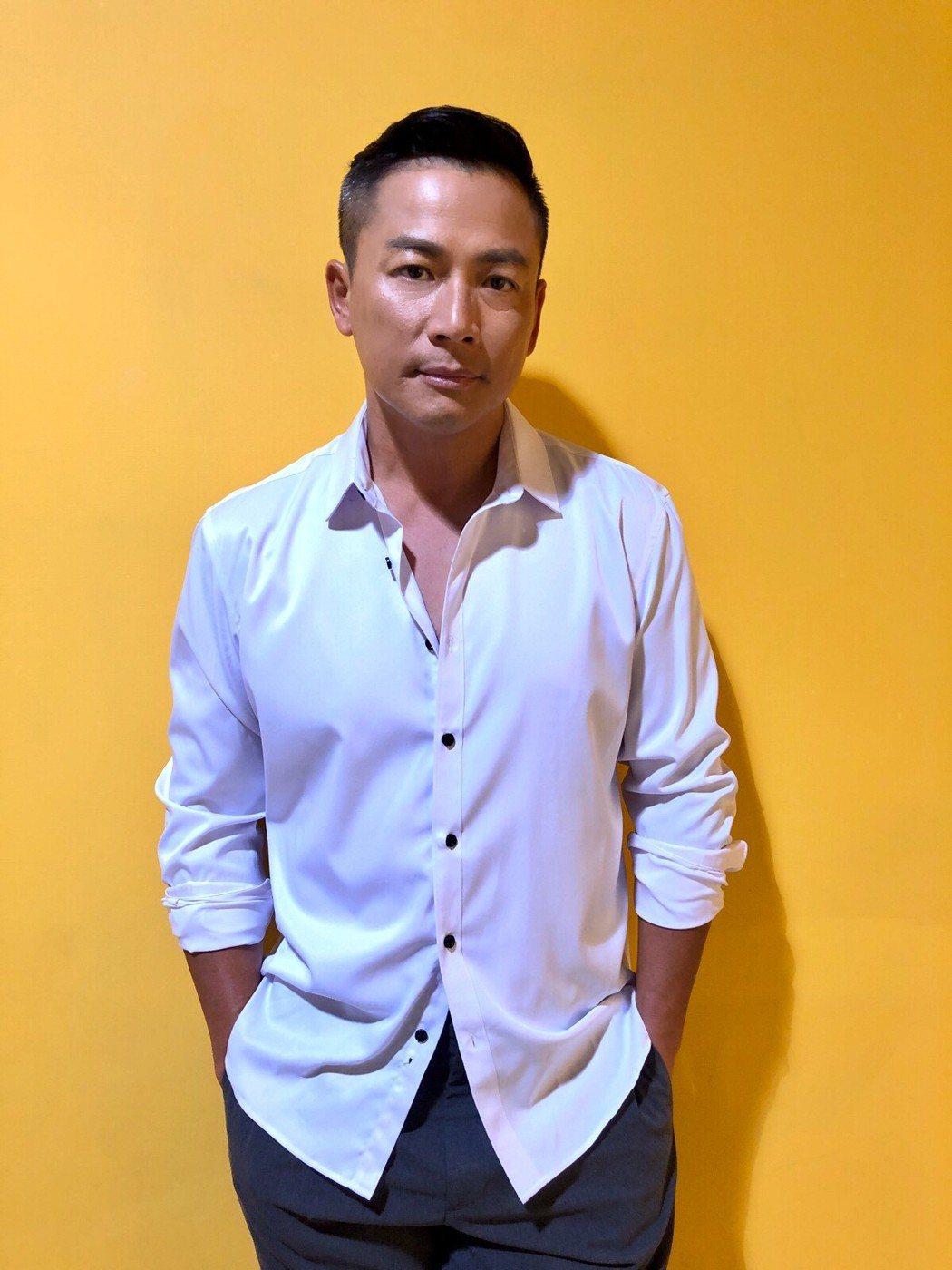 江宏恩瘦身有成。圖/艾迪昇提供