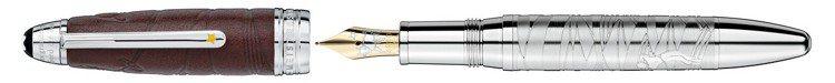 萬寶龍大師傑作小王子系列Solitaire Doue鋼筆,約58,400元。圖/...