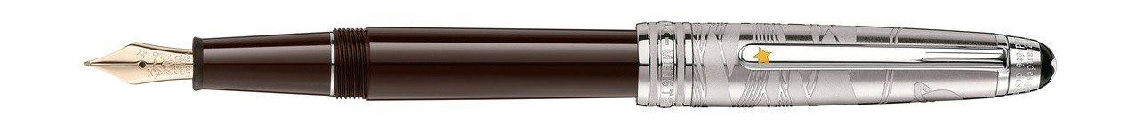 萬寶龍大師傑作小王子系列Doue鋼筆,約33,800元。圖/Montblanc提...