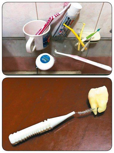 雖然每次潔牙,牙線、牙刷、牙間刷、單束毛牙刷換得不亦樂乎,感覺很忙碌,但想到自己...