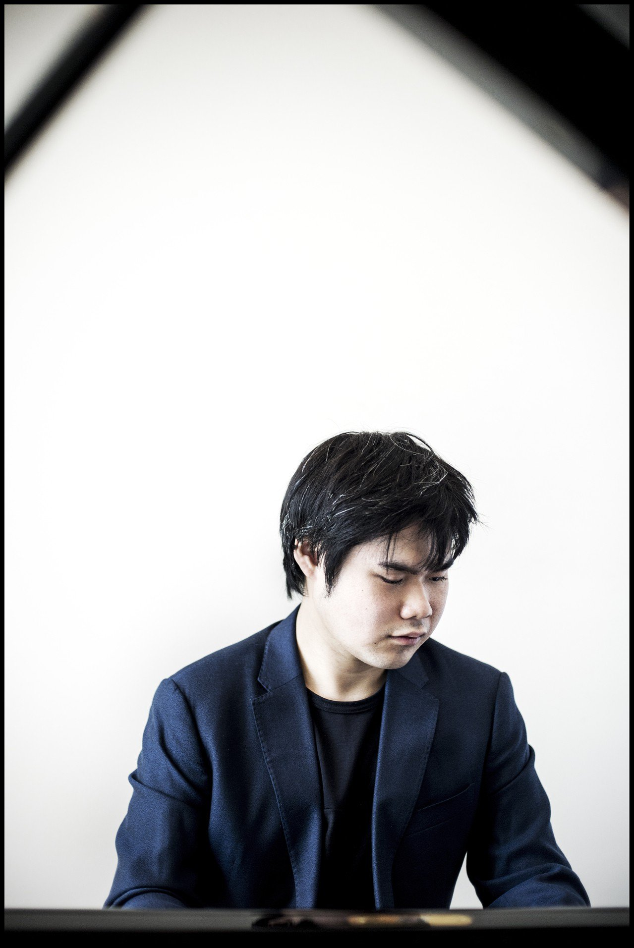 日本天才視障鋼琴家辻井伸行將來台演出。 圖/Giorgia Bertazzi提供