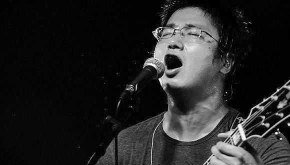 中國大陸知名民謠歌手李志。圖/界面新聞