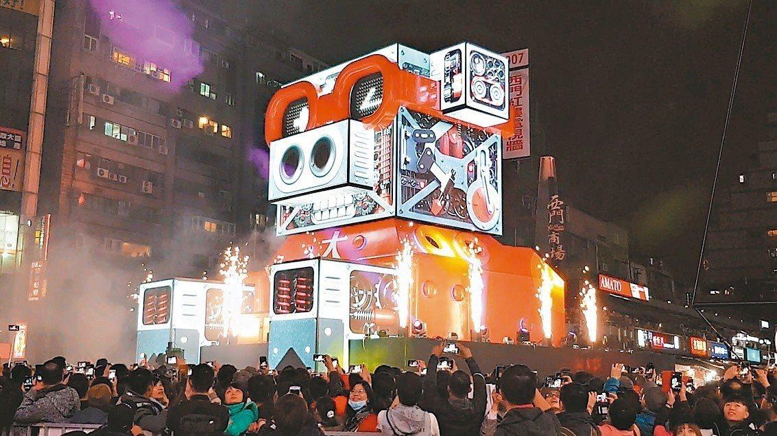 2019台北燈節。記者翁浩然/攝影
