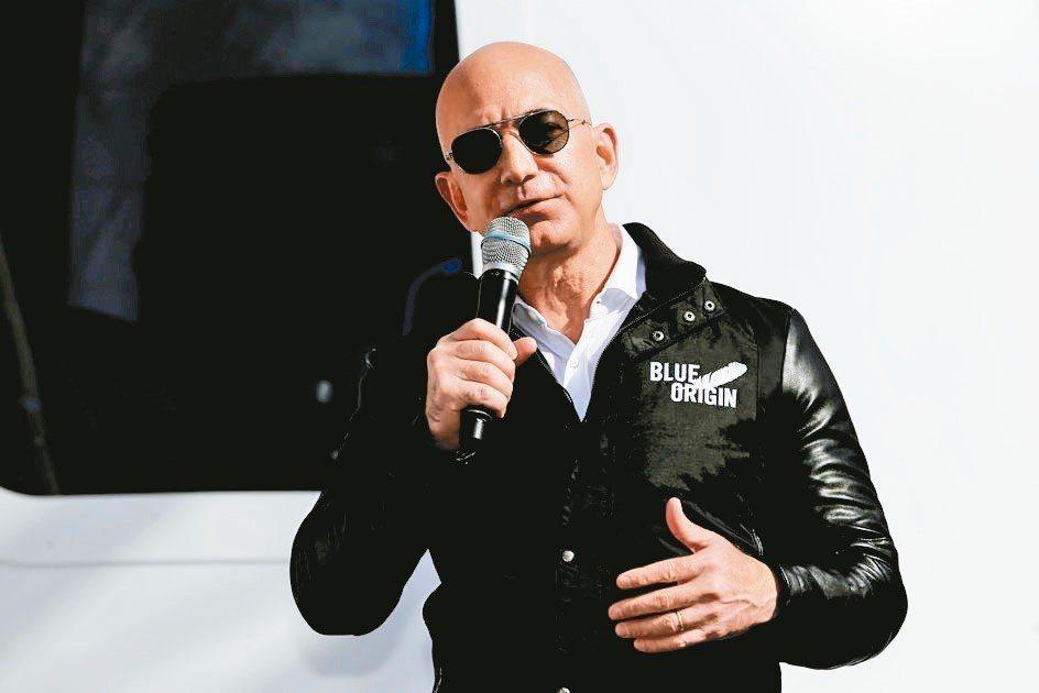 亞馬遜執行長貝佐斯成立藍源公司實現他的太空夢。現在連亞馬遜也要搶攻全球衛星網路巨...
