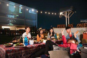 頂樓Pier No.1 高空酒吧,360度無遮蔽絕美城市夜景,是在地人最推薦的高...