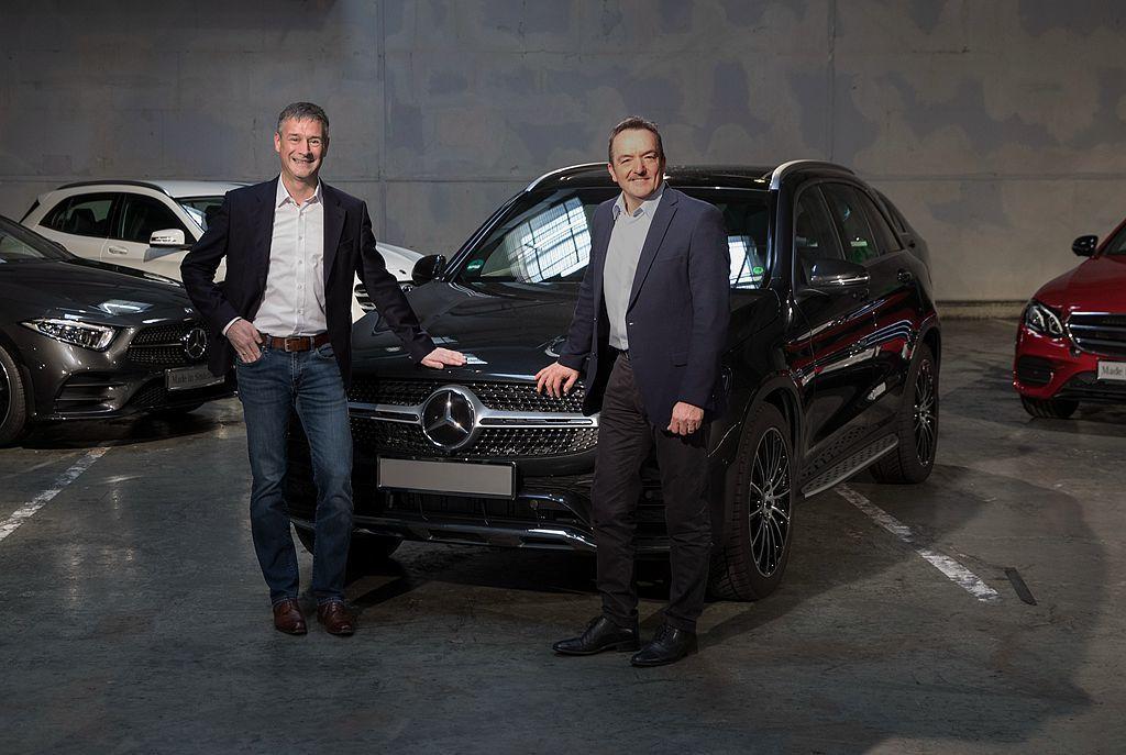 滿足未來市場的銷售需求賓士增加德國Sindelfingen廠的GLC產線,預計2...