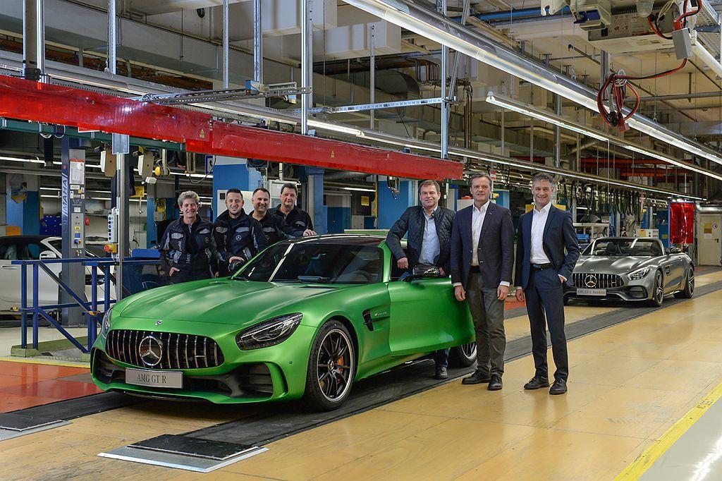 現行德國Sindelfingen廠現在已經具有賓士E-Class車系、CLS、S...