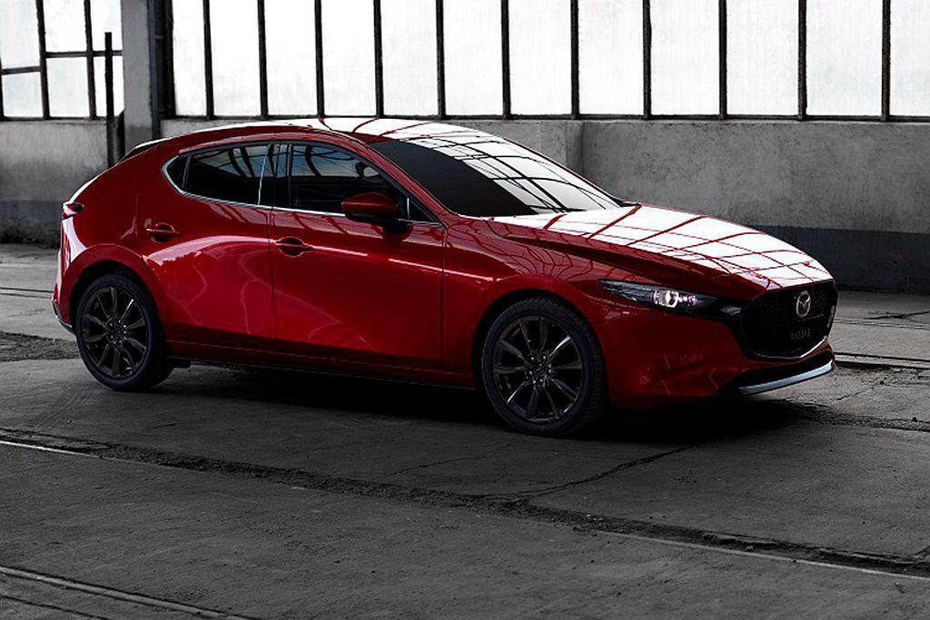 全新Mazda3預計於今年7月起開始交車。 圖/Mazda提供