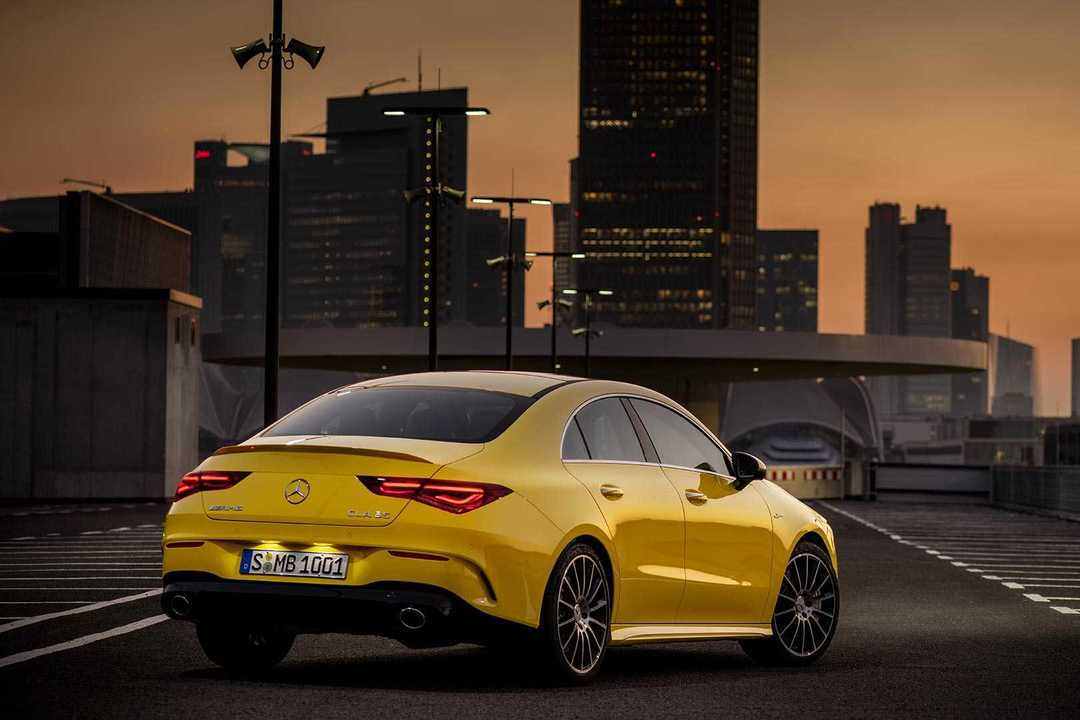 影/帥氣入門AMG再一發! Mercedes-AMG CLA 35 4MATIC登場
