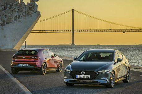 連兩世代都獲獎!全新Mazda3再奪德國紅點設計大獎殊榮