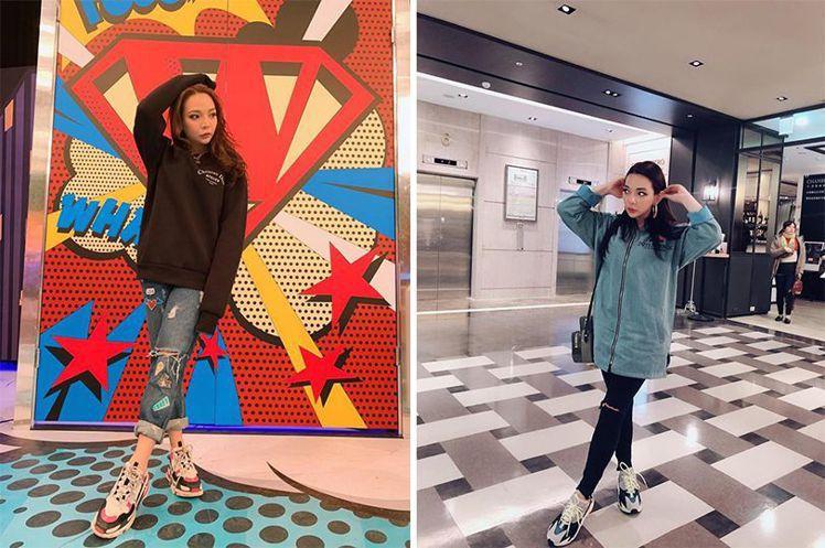 圖/小甜甜 張可昀 facebook粉絲專頁,Beauty美人圈提供