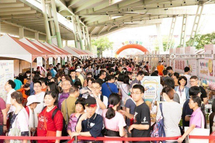 傳統市場節 圖/台北旅遊網