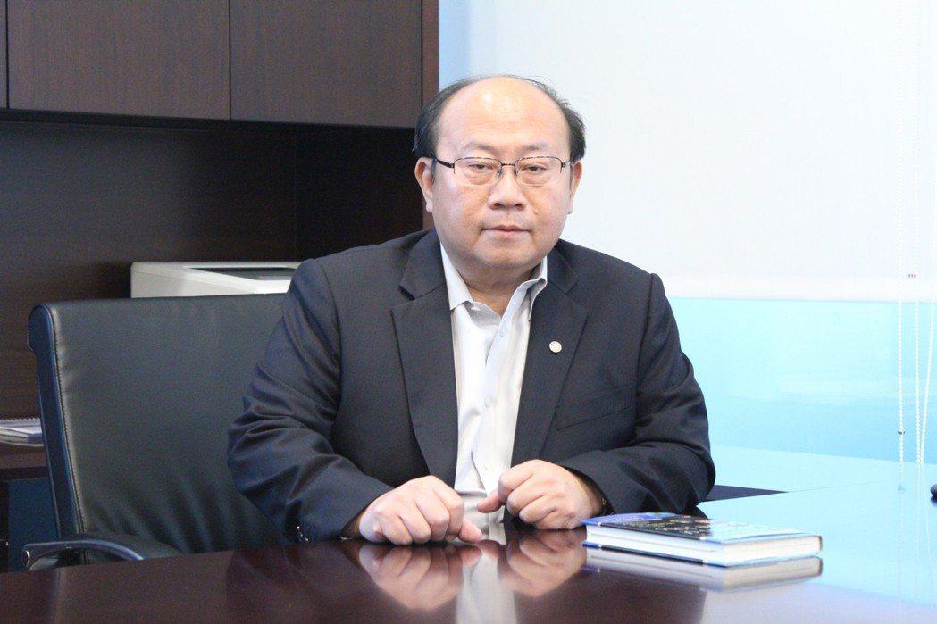 王道銀行策略長暨個人金融事業執行長魏政祥。 圖/王道銀行提供