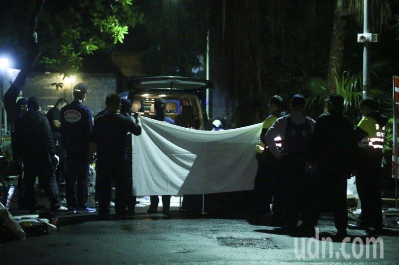 台灣大學校園女子宿舍曾發生潑硫酸造成一死三傷。本報資料照片