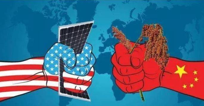 中美釋出即將達成貿易協定的信號。取自第一經濟