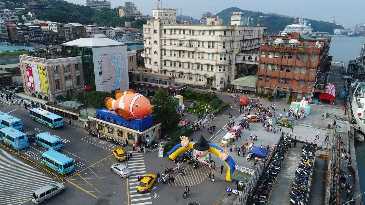 基隆童話藝術節4天湧近31萬人,林右昌:打響基隆品牌。圖/基隆市政府提供