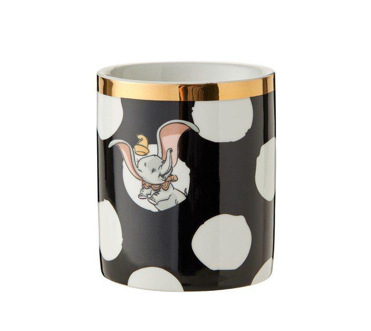 誠品人會員滿額贈或滿額加價購,小飛象系列典雅儲物罐。圖/台灣華特迪士尼提供