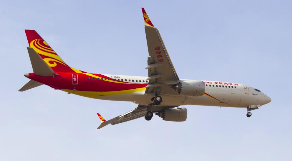 中國飛機租賃集團控股有限公司(CALC)擱置100架波音737 MAX客機的訂單...