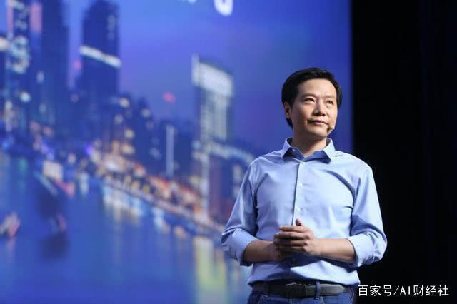 小米去年賺人民幣134億,雷軍年薪近百億。取自AI財經社