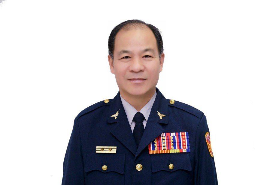 新任保五總隊長鄭明忠。圖/警政署提供