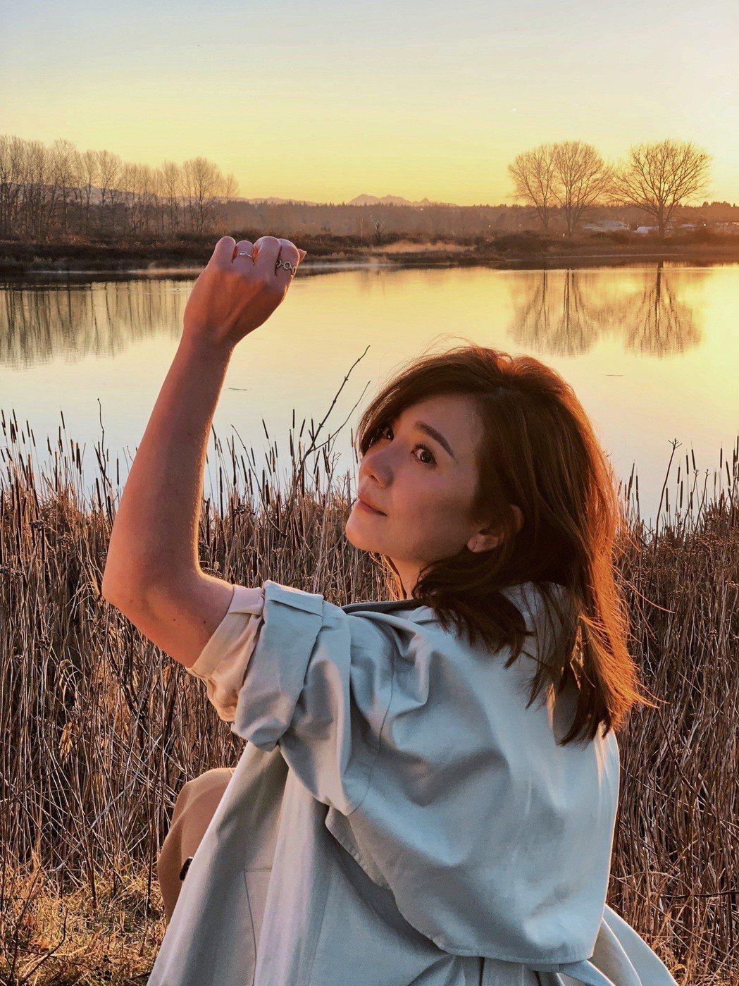 梁靜茹將推出第13張專輯「我好嗎?-太陽如常升起」。圖/環球音樂提供