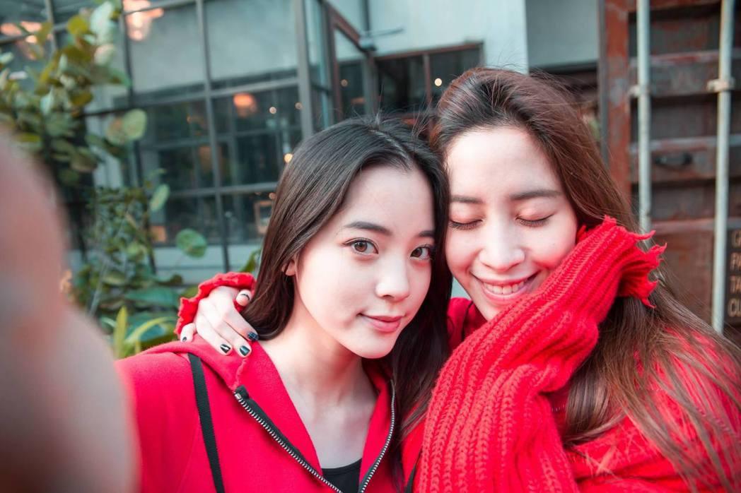 姊妹間的體重,真的會互相影響嗎?圖/摘自臉書