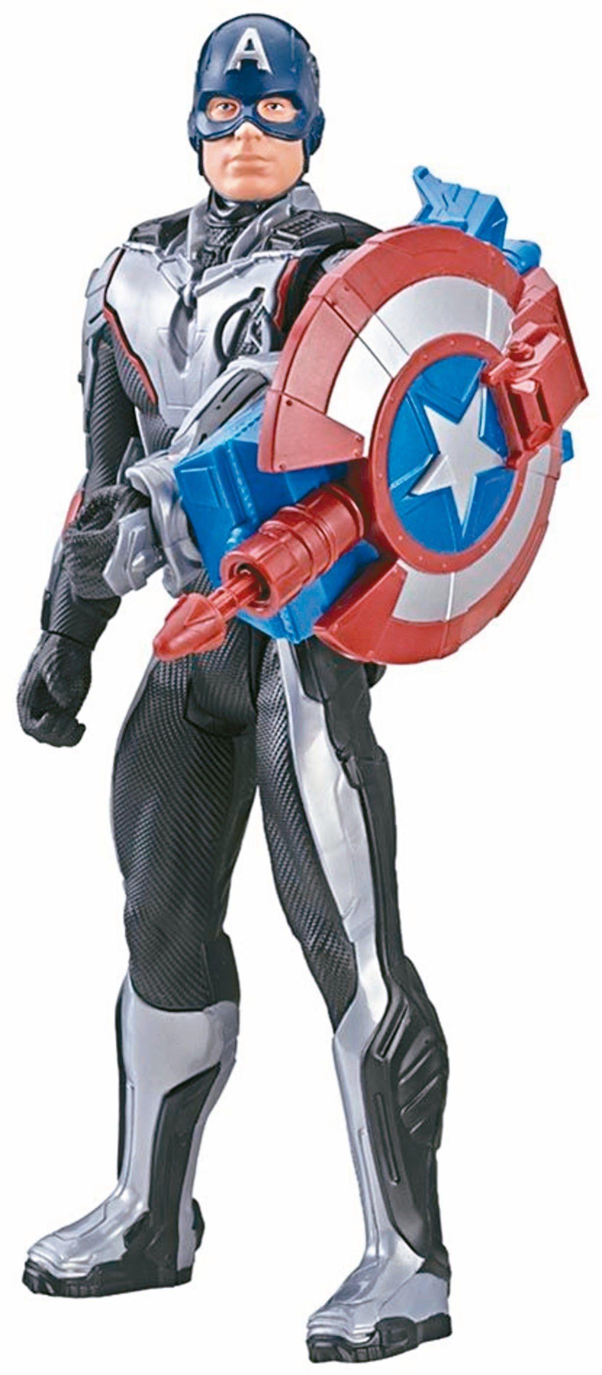 「復仇者聯盟四」電子泰坦英雄美國隊長,原價999元、特價899元。 圖/家樂福提...